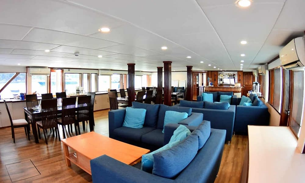 Maldives: One-of-a-kind luxury liveaboard